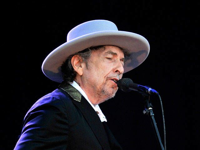 Bob Dylan at the St Augustine Amphitheatre